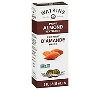 Watkins Extract Pure Almond - 2 Fl. Oz.