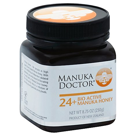 Manuka Doctor Honey Bio Active 24 - 8.75 Oz
