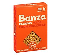 Banza Pasta Chickpea Elbow - 8 Oz