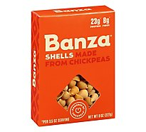 Banza Pasta Chickpea Shells - 8 Oz