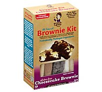 Scratch & Grain Baking Kit Brownie All Natural Gluten Free Cheesecake Brownie - 15.2 Oz