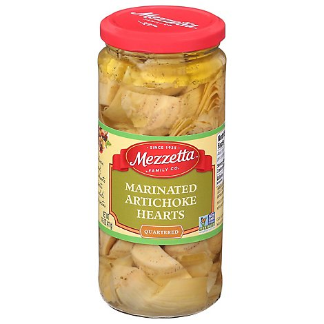 Mezzetta In The Napa Valley Artichoke Hearts Marinated - 14.5 Oz