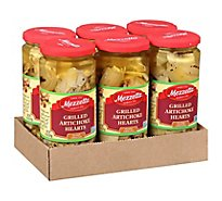Mezzetta In The Napa Valley Artichoke Hearts Grilled - 14.5 Oz