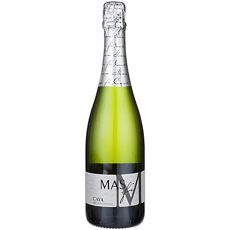 Mas Fi Cava Brut Wine - 750 Ml