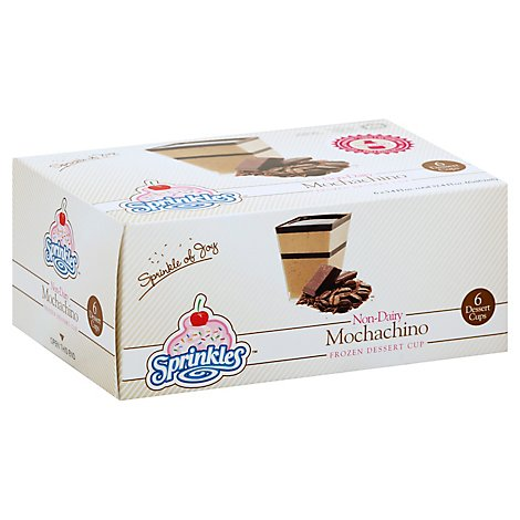 Sprinkles Ice Cream Mochachino Dessert - 6-5.4 O