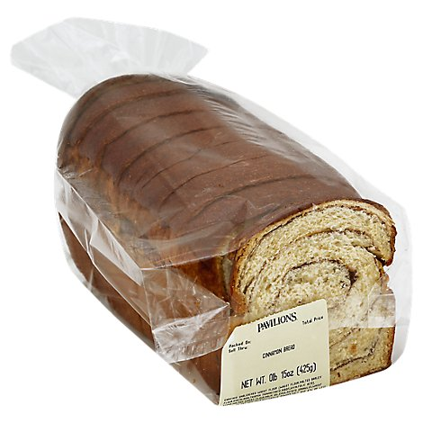 Bakery Cinammon Bread - 15 Oz