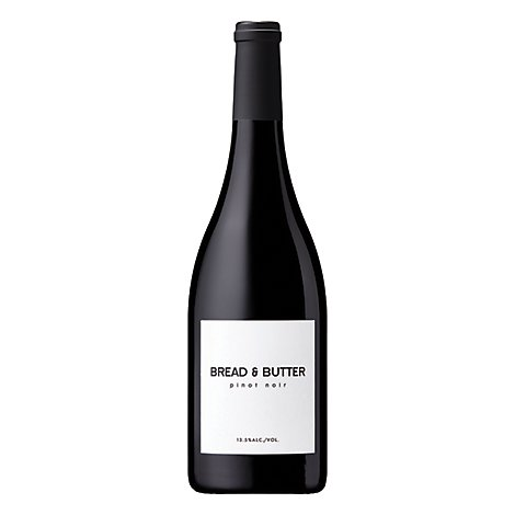 Bread & Butter Wine Pinot Noir - 750 Ml
