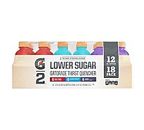 Gatorade G2 Thirst Quencher Low Sugar Variety Pack - 18-12 Fl. Oz.