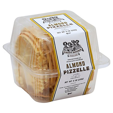 Biscotti Brothers Pizzelle Almond - Each
