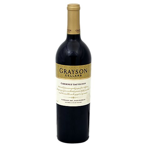 Grayson Cabernet - 750 Ml