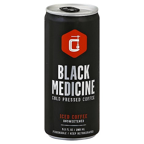 Black Medicine Iced Coffee - 9.5 Oz
