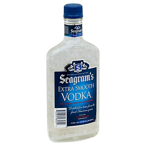Seagrams Vodka - 375 Ml