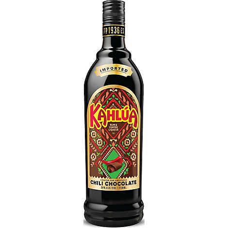 Kahlua Chili Chocolate 40 Proof - 750 Ml