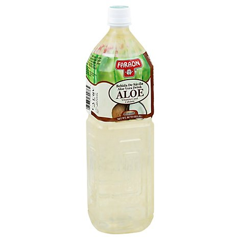 Faraon Drink Aloe Vera Coconut Bottle - 1.5 Liter