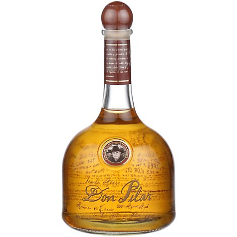 Tequila Don Pilar Anejo - 750 Ml