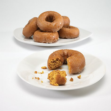 Bakery Cake Pumpkin Spice Donut 6 Count - Each