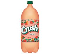 Crush Peach - 2 Liter