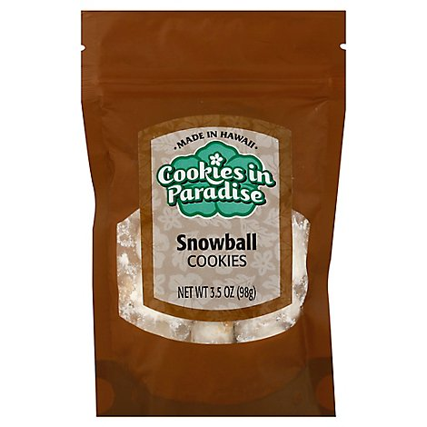 Cookies In Paradise Snowball - 3.5 Oz