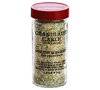 Morton & Bassett Garlic with Parsley Granulated - 2.6 Oz
