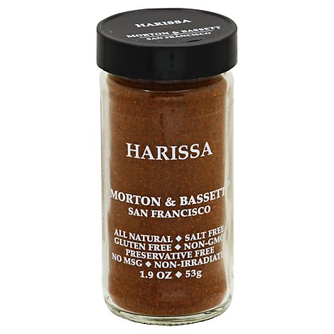 Morton & Bassett Harissa Powder - 1.9 Oz