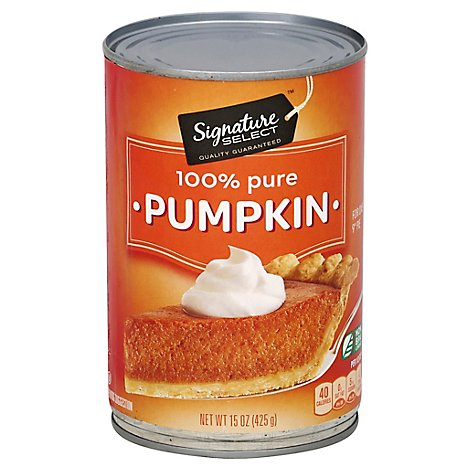 Signature SELECT Pumpkin 100% Pure - 15 Oz