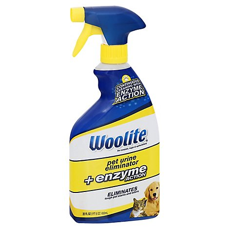 Woolite Pet Urine Eliminator - 22 Fl. Oz.