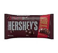 HERSHEYS Chips Dark Chocolate - 12 Oz