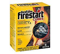 Firestart Cubes Firelighters - 18 Count
