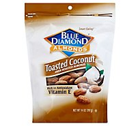 Blue Diamond Almonds Toasted Coconut - 14 Oz