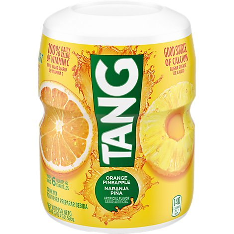 Tang Orange Pineapple - 20 Oz