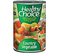Healthy Choice Soup Country Vegetable - 15 Oz