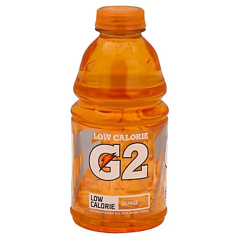 Gatorade G2 Thirst Quencher Perform 02 Low Calorie Orange - 32 Fl. Oz.