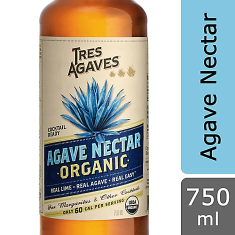 Tres Agaves Na Agave Nectar - 750Ml