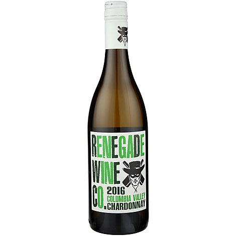 Renegade Chardonnay - 750 Ml
