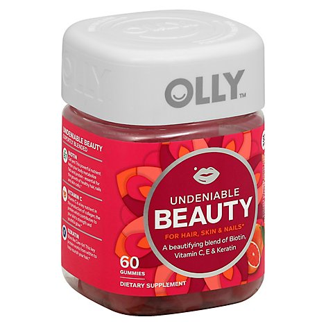 Olly Unden Beauty Grapfrt - 60 Count