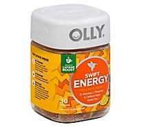 Olly Endlss Enrgy Lemon Zing - 30 Count