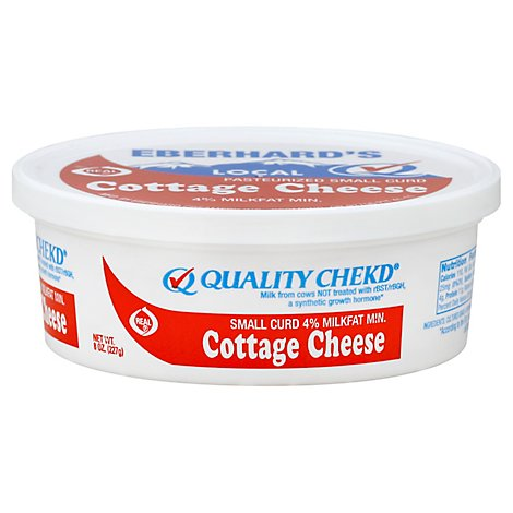 Eberhards Cottage Cheese - 8 Oz