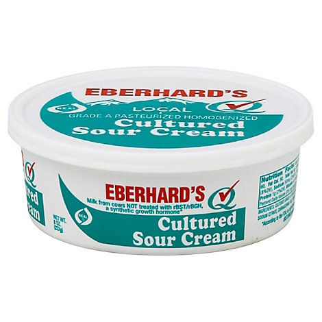 Eberhard Sour Cream - 8 Fl. Oz.