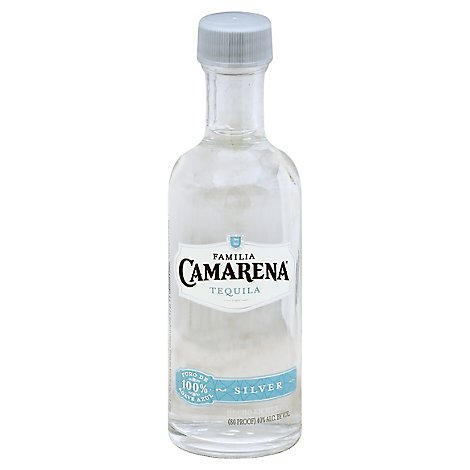 Familia Camarene Silver 80 Proof - 50 Ml