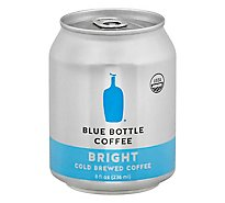 Blue Bottle Coffee Cold Brew Organic - 8 Fl. Oz.
