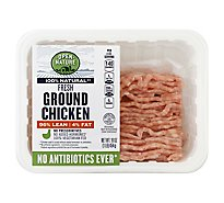 Open Nature Chicken Ground Chicken - 16 Oz