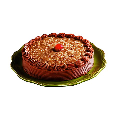 Bakery Cake 1 Layer German Chocolate Ad - Each