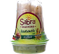 Sabra Guac & Go With Tostitos - 2.8 Oz