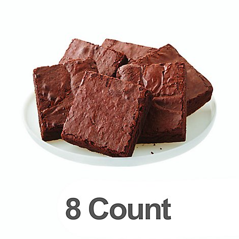 Bakery Brownie Cakerie Bar Variety 8 Count - Each