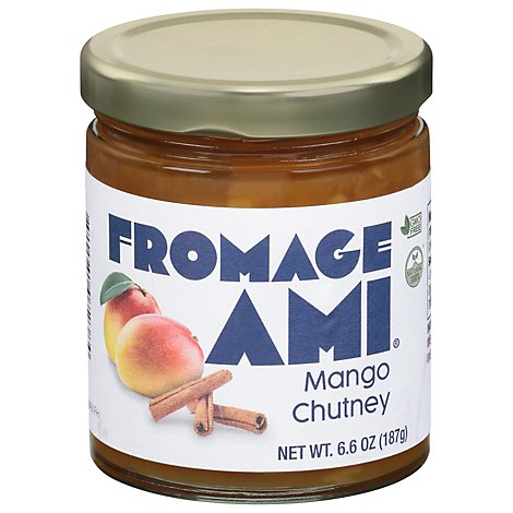 Chutney For Cheese Fromage Ami - 6.6 Oz