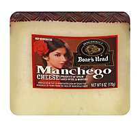 Boars Head Manchego - 6 Oz