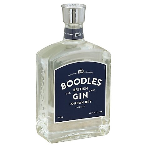 Boodles Gin 90.4 Proof - 750 Ml
