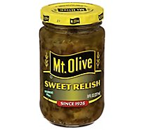 Mt. Olive Relish Sweet - 8 Fl. Oz.