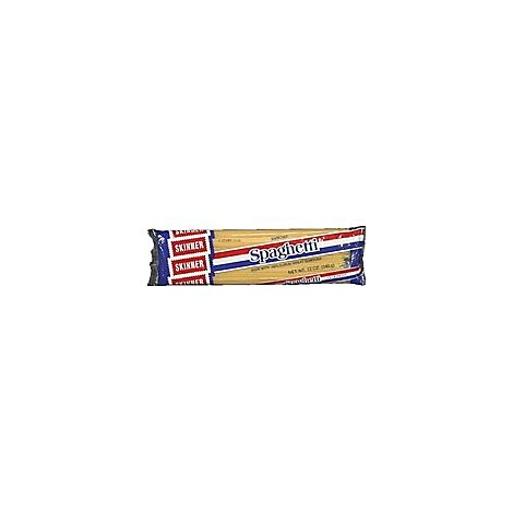 Skinner Pasta Spaghetti Long Bag - 12 Oz
