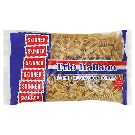 Skinner Pasta Trio Italiano Bag - 12 Oz